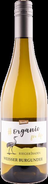 Weisser Burgunder Organic