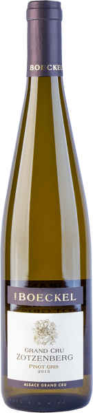 Pinot Gris Grand Cru Zotzenberg